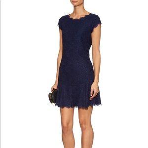 Diane Von Furstenberg Brittany Lace Dress